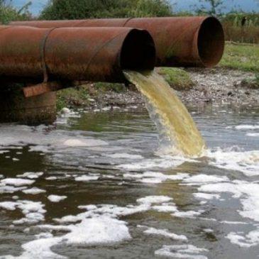 Визначення антропогенних впливів на кількісний та якісний стан поверхневих і підземних вод 💧