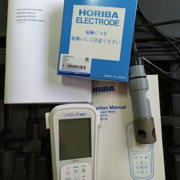 📢Отримали оксиметр HORIBA LAQUA DO 120