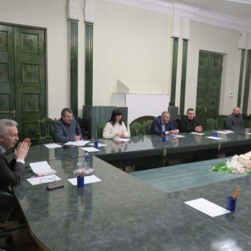 Відбулося засідання робочої групи